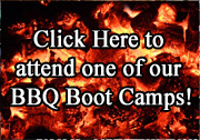 Attend a NCBS BBQ Boot Camp!
